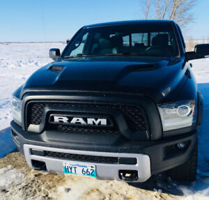 2016 Dodge Ram Rebel - safetied
