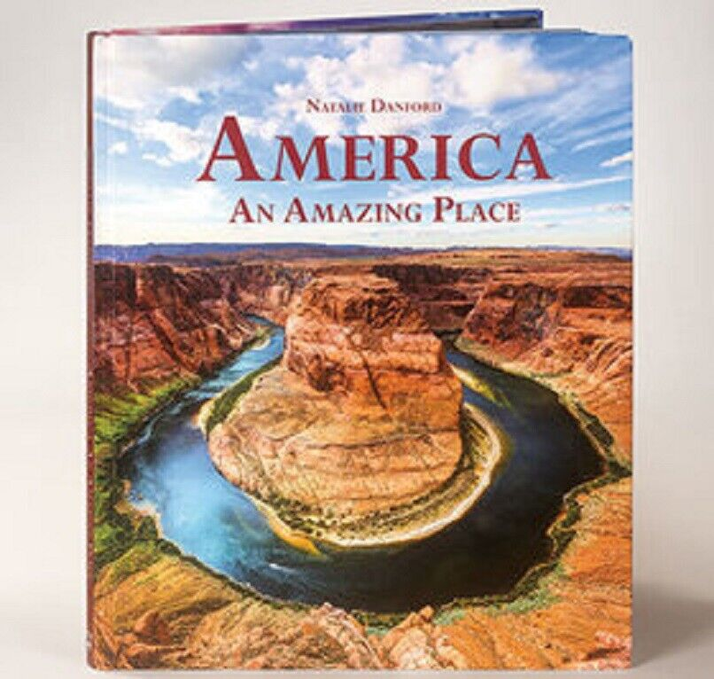 America An Amazing Place (Sassi Travel) by Danford, Natalie Brand NEW Books