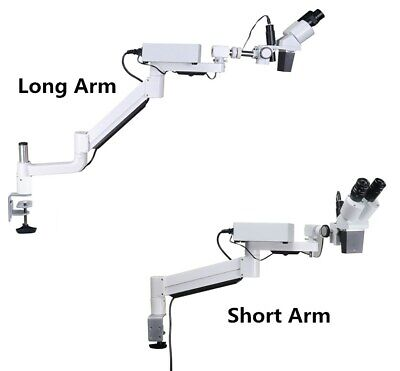 5w Led Dental Surgical Operating Microscope Root Canal Therapy For Table Desk