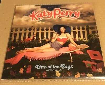 Katy Perry - One Of The Boys  - Rare 12 Track Promo CD