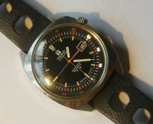 Tissot mens dress divers watch Buderim Maroochydore Area Preview