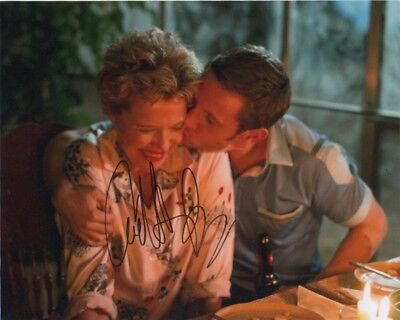 Annette Bening Film Stars Dont Die Autographed Signed 8X10 Photo Coa  1