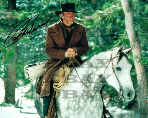 Clint Eastwood Autographed  Signed 8x10 Photo Reprint