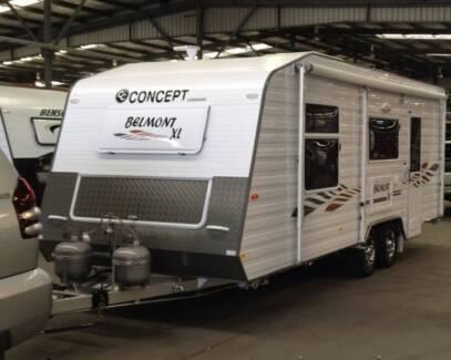 Caravan - Concept Belmont XLT