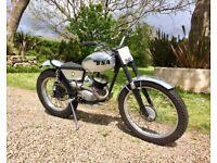 BSA Bantam D7 1963 Pre 65 Trials Bike