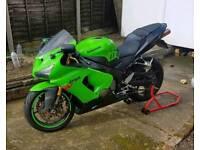 Kawasaki ninja zx6r 636r