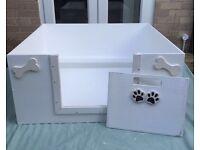 Welping box