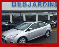 2014 Ford Focus SE **INSPECTÉ* 1700KM, COME NEUF, GARANTIE FORD