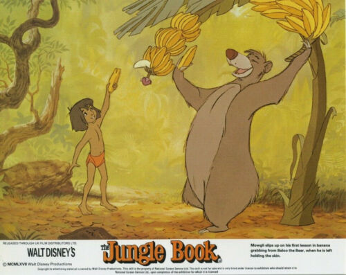 THE JUNGLE BOOK (1970