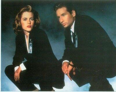 X-Files Poster Card # 264 (Fox Mulder & Dana Scully) (USA, 1995)