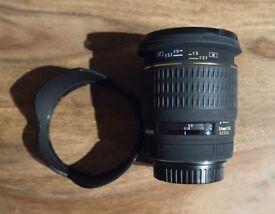 Sigma 24mm 1.8 EX DG Aspherical Macro Lens