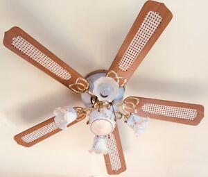 Ventilateur plafonnier vintage