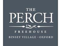 Head Chef at The Perch
