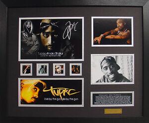 Tupac-Limited-Edition-Facsimile-Signature-Framed-Memorabilia