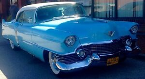 Historic collectors classic! 1954 Cadillac