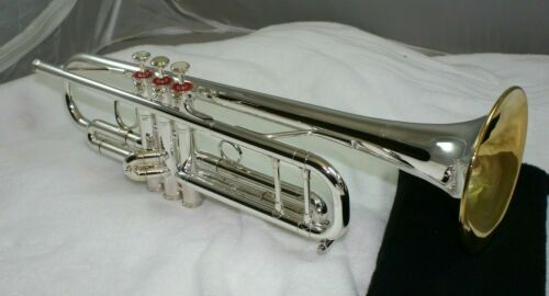 """ML1G Blessing """"Professional"""" Silver Trumpet 541311"""