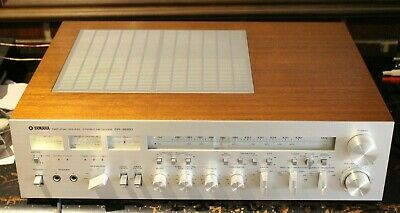 VINTAGE YAMAHA CR-2020 STEREO RECEIVER Good Working Condition!!