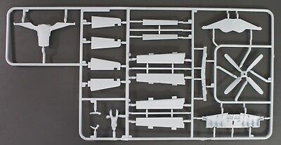 Airfix 1/48 Scale North American F-51D Mustang Parts Tree C from Kit No. A05136
