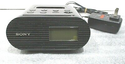 Sony ICF-C05iP 30-Pin iPhone/iPod Clock Radio Speaker Dock with AC Power Adapter