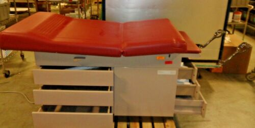 Ritter By MidMArk 104 Exam Table