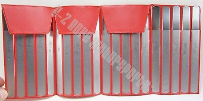 Trinity Brand High Steel Carbon Metric Feeler Gage Set 20 Pieces Made In Usa