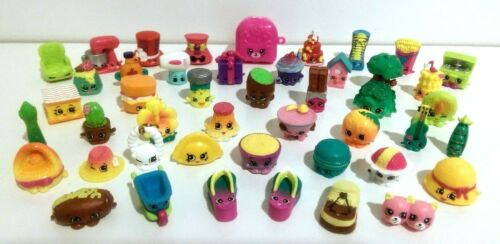 SHOPKINS :: 45 Characters :: Rare Included