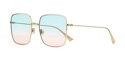 Christian Dior STELLAIRE 1 Gold/Green Pink Shaded (EYR/8Z) Sunglasses