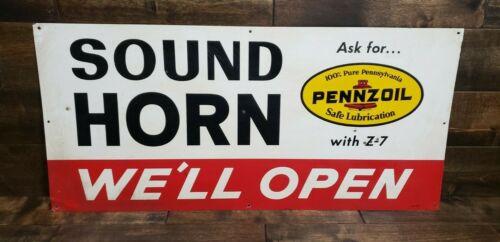 1965 Pennzoil Sound Horn We