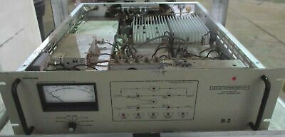Comwave Communication Microwave Model Sb010a 10 Watt Transmitter - No Cover