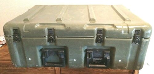 HARDIGG 33x21x12 Wheeled Medchest 3 Military Medical Chest Case