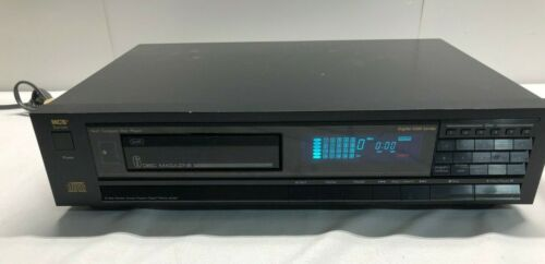 Vintage RARE!! MCS Series 683-2295C Compact Disc CD Player - Tested & Working