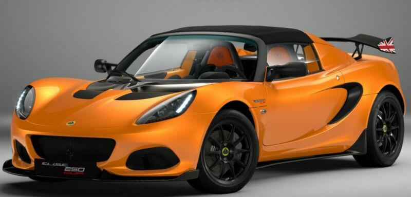Lotus Elise CUP 250 Final Edition Lotus Wuppertal