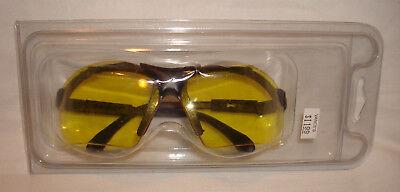 Black Frame R Z87+ Yellow Lenses Shooting Target Practice Safety Glasses (Target Glasses Frames)