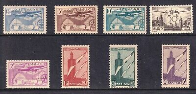 MOROCCO STAMP AIRMAIL MNH/OG STAMPS COLLECTION LOT #3