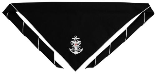 Boy Scout Sea Scout Embroidered Logo Neckerchief Brand New Official Licensed BSA