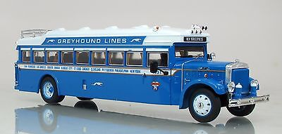 1:50 1931 Greyhound Bus Lines BK Parlor Coach - Corgi Quality