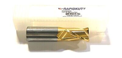 "2737842 TIN METAL REMOVAL M34602 1X1X1 1//2X4/""  CARBIDE ROUGHING END MILL"