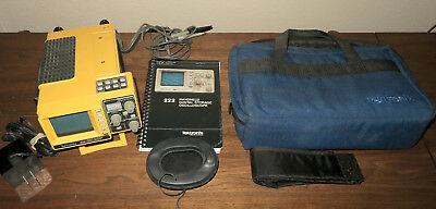 Tektronix 222 Portable Oscilloscope With Extras