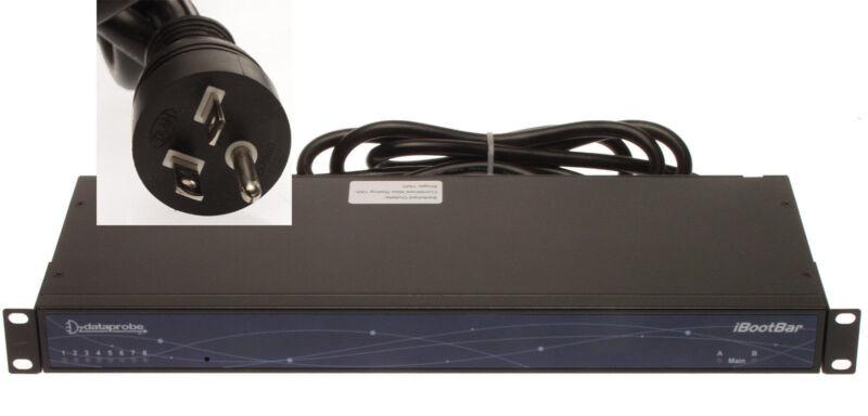 DataProbe IBB-N20-M iBoot Power Bar Internet Remote Controlled Switch NEMA 20A