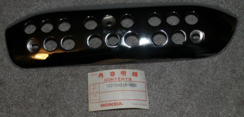 NOS Honda Muffler Protector CL350 CL360 18315-318-000 CL 350 CL 360 New BIN M