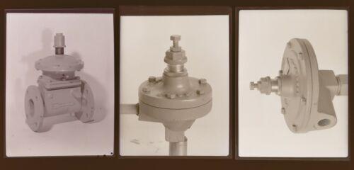 Gasversorgung/Gas - Wasserinstalation 50er Jahre - 3 Glasnegative (004)
