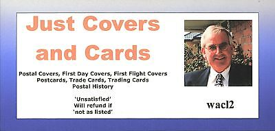 Just Covers and Cards