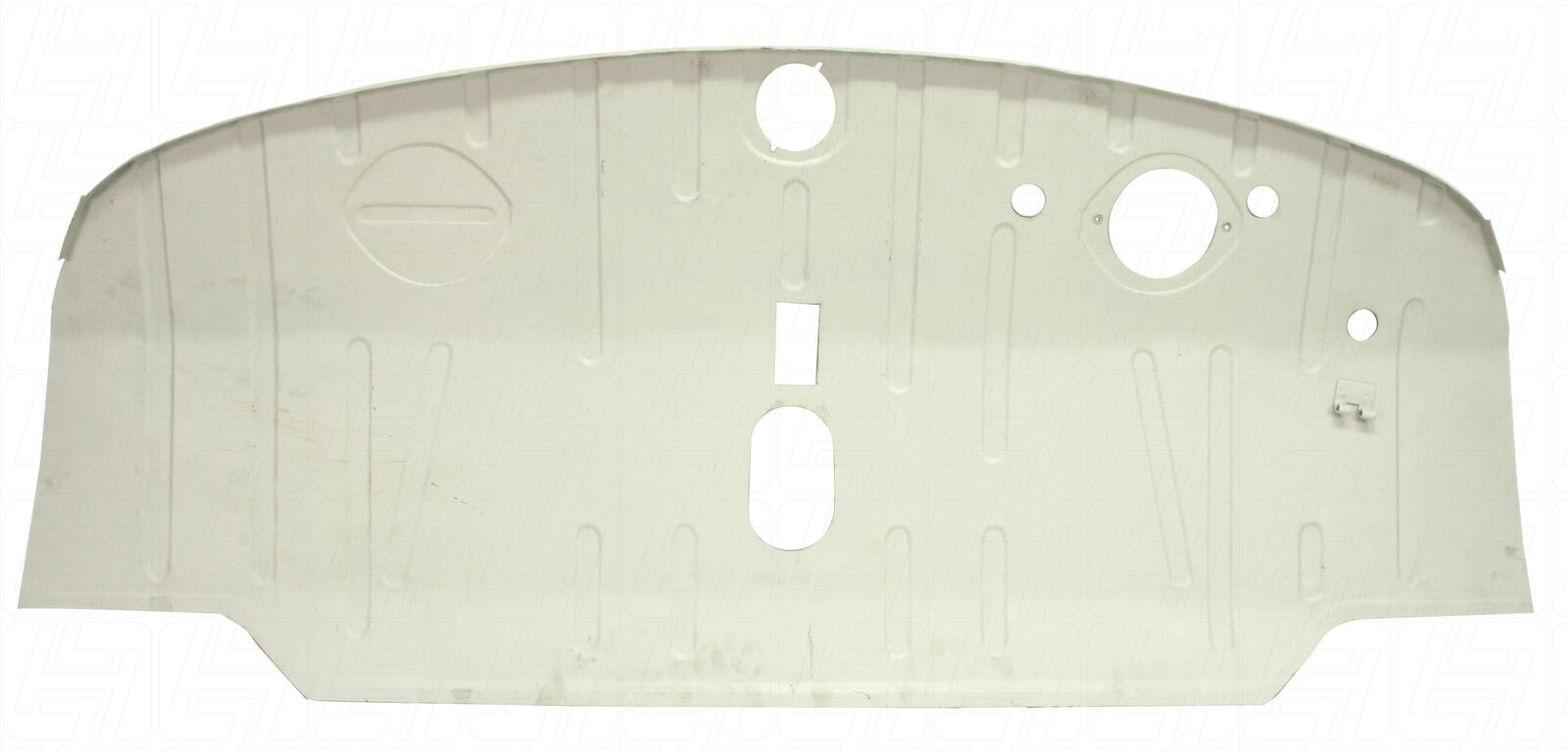 T2 Cab Floor Panel for Right Hand Drive Baywindow 68-72