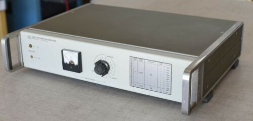 HP 5087A Distribution Amplifier (6) X 10 MHz Output Channels