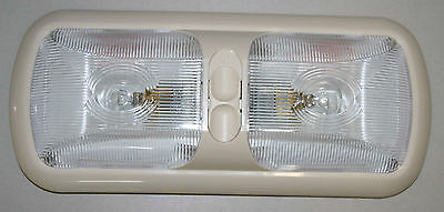 Arcon Dual Euro Light With Beige Base & Optic Lens