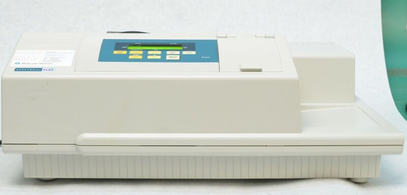 Molecular Devices Spectramax Plus 384 Microplate Spectrophotometer