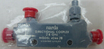 Narda Model 4244-20 Directional Coupler