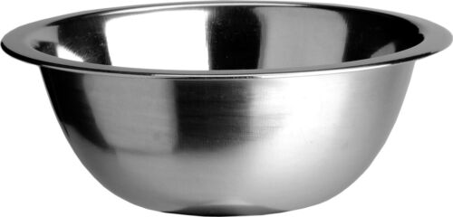 Edelstahl Schüssel [Größe wählbar]von groß bis klein Schälchen Schale aus Metall
