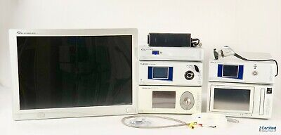 Stryker 1288 Laparoscopy System Wl9000 Sdc Ultra Pneumosure 45 Liter26 Wise