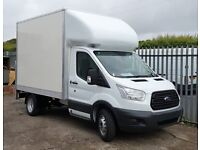 Cheap Man and Van Hire House Removals Office Moving Van Piano Movers Delivery Rubbish Removal